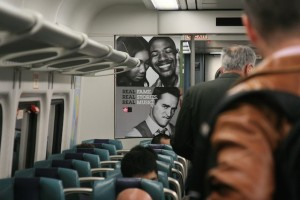 Rail Interior_New York Metro North_Television