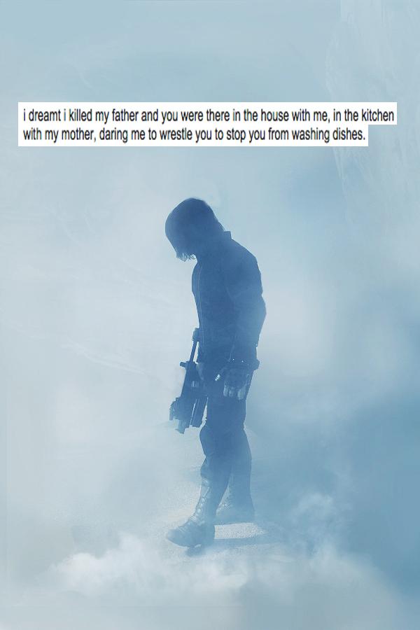 1 i killed my father