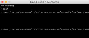 Technical mechanism of my conference project: a recorder using Minim sound library. Eventually I switched to Sonia.