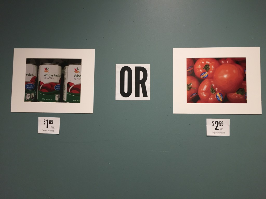 Canned Tomatoes OR Fresh Tomatoes?