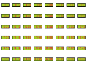 Digital(scale)
