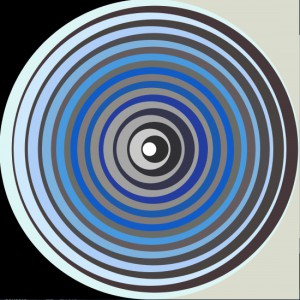 Circles pt. 2 ; coded in December, 2016, Kelsey Copley
