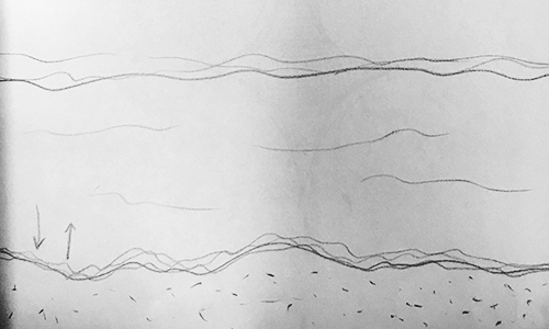 Sketchbook ocean