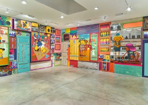 Image 10: Os Gemeos, The Silence of the Music @ Lehmann Maupin