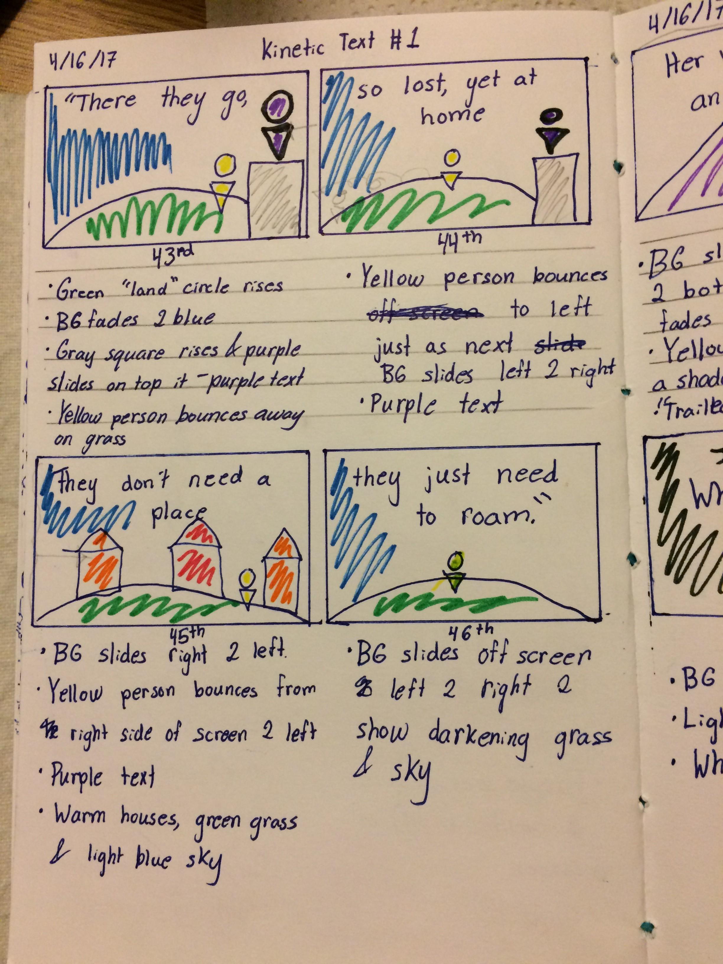 SAB Sketchbook