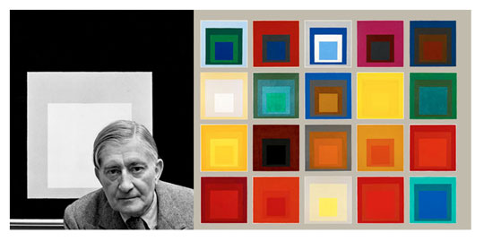 sample of Albers' work
