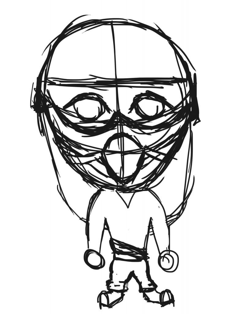 Protag Sketch