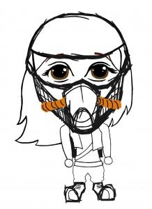 Protag Sketch 2