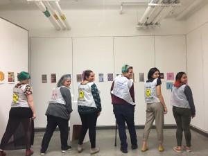 My wonderfully fashionable class wearing their OöfOöf's!!