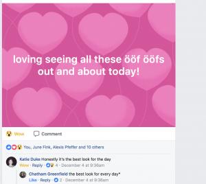 OöfOöf on Facebook