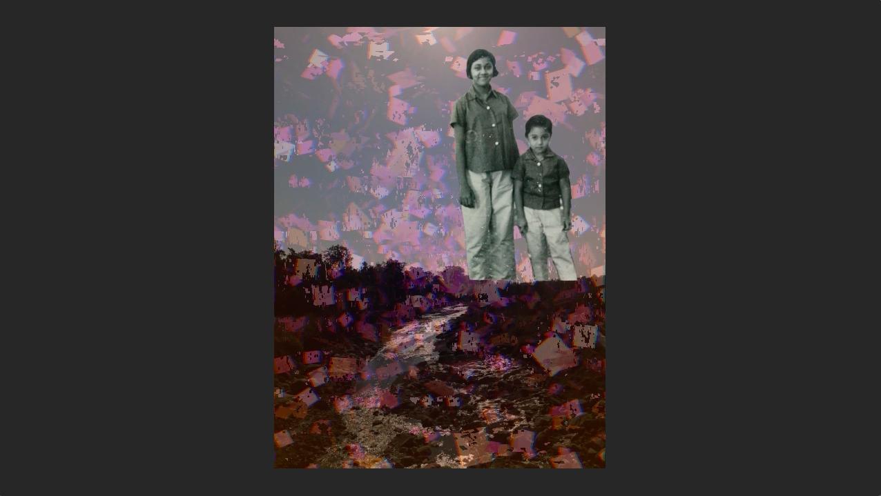 Ma & Moni near Kotdwara