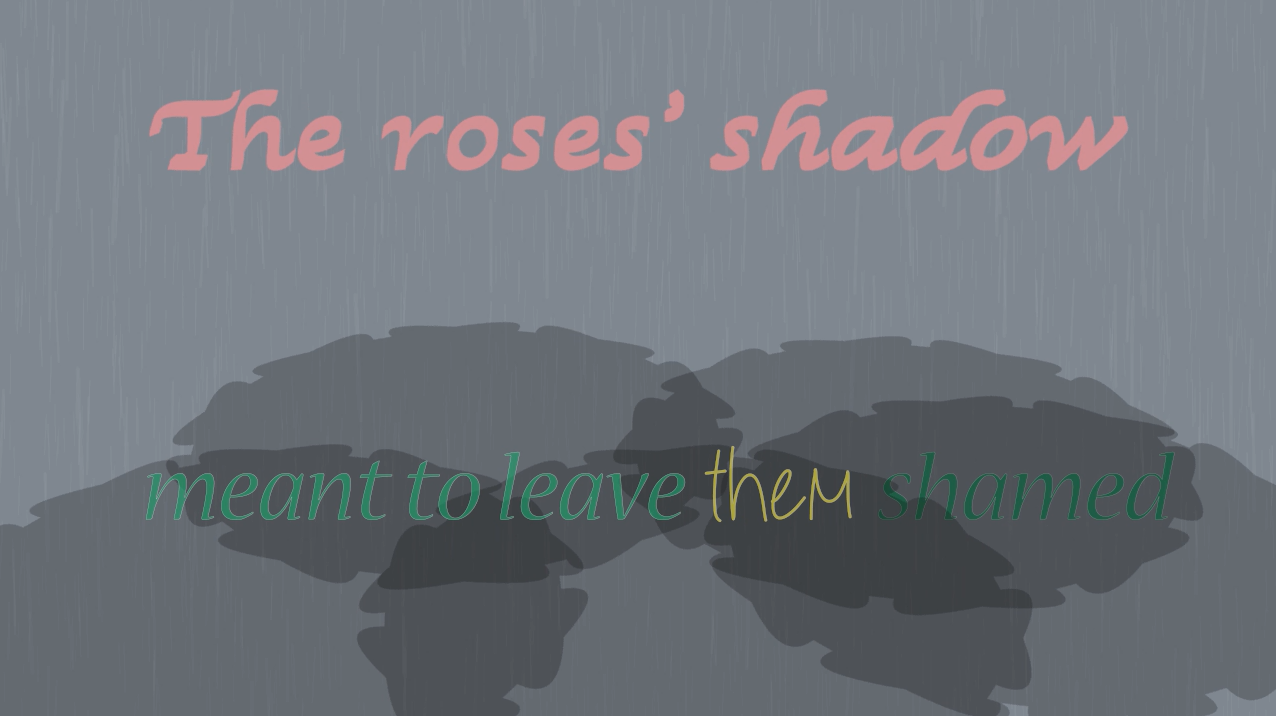 roses'-shadow