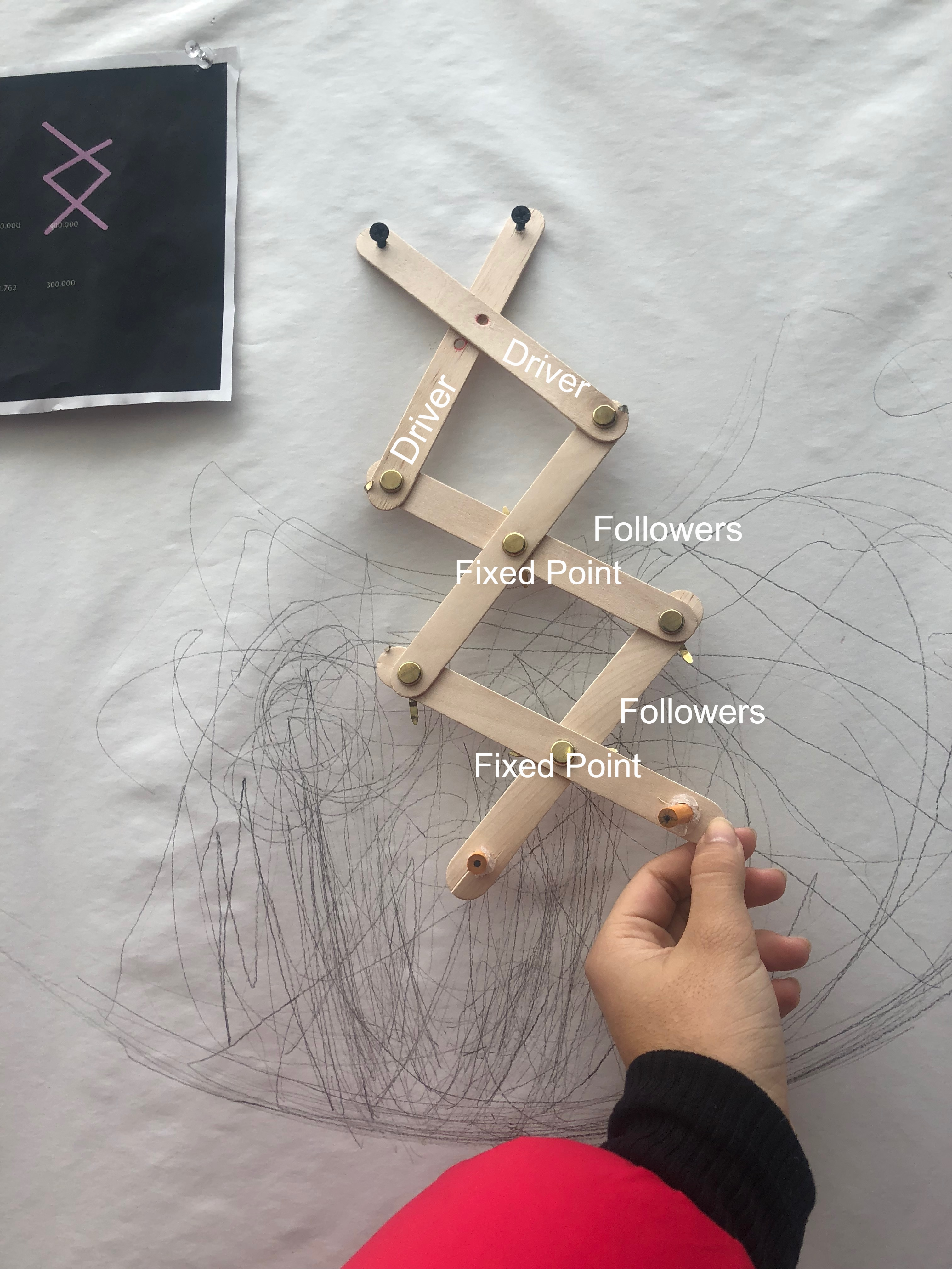 Drawing Machines: A Simple Machine – A Story is Not a Tree